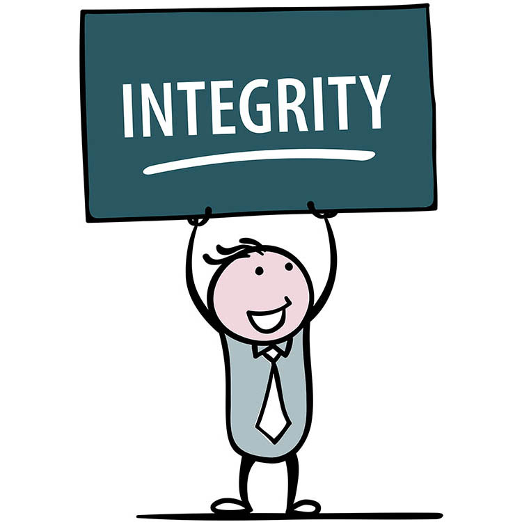 Integrity Politics